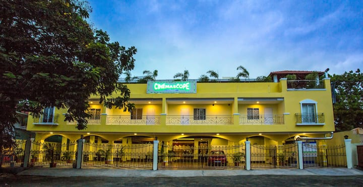 CINEMASCOPE CLUBS AND RESORTS, ECR, Chennai