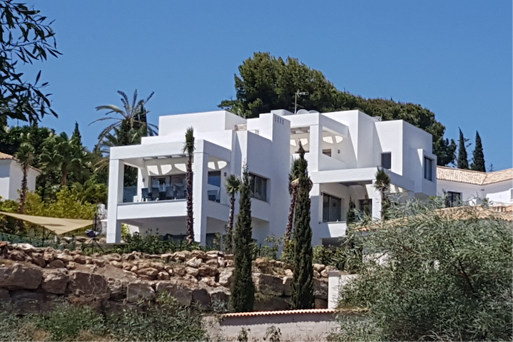5 bedroom luxury villa Maryam - Benahavis - Villa