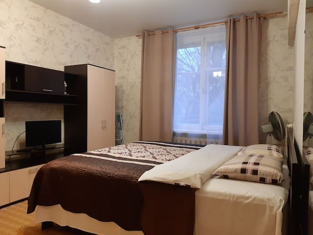 Уютные апартаменты у Москва Сити