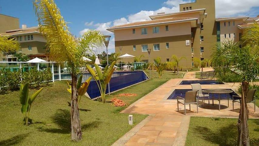 FLAT, Resort perto do lago - Brasília - Apartmen