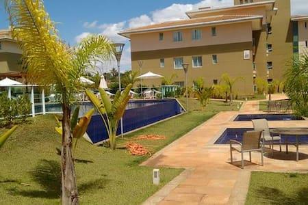 FLAT, Resort perto do lago - Brasília