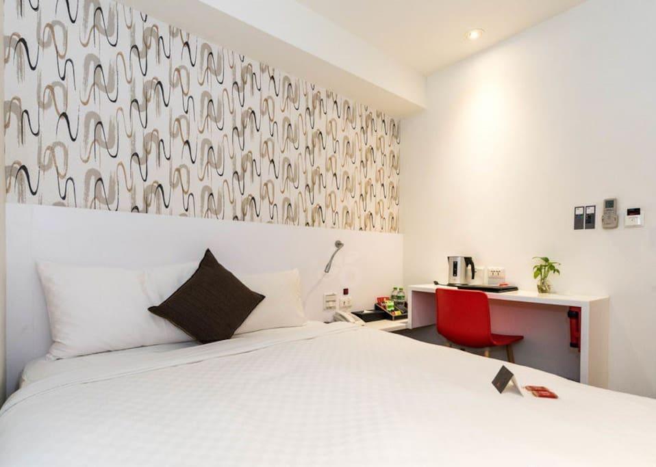 Standard Room(1 Double Bed)