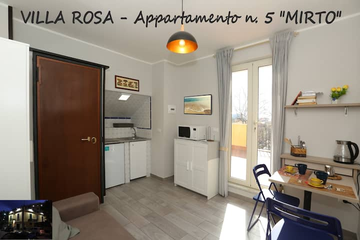 "VILLA ROSA - Appartamento n. 5 ""MIRTO"""