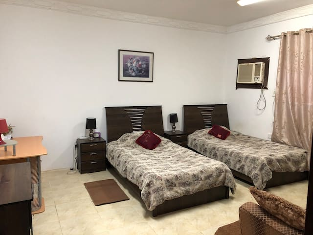 Apartment in the center of Riyadh