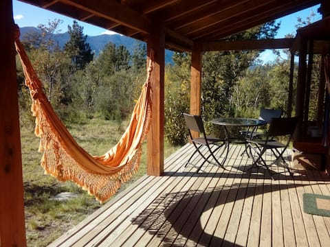 Beautiful cozy cabin, 15 minutes from Pucon