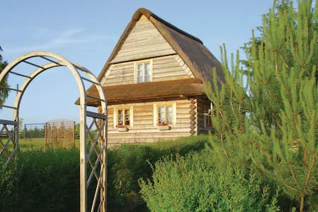 Holiday cottage with 2 bedrooms on 80m² in Darlowo