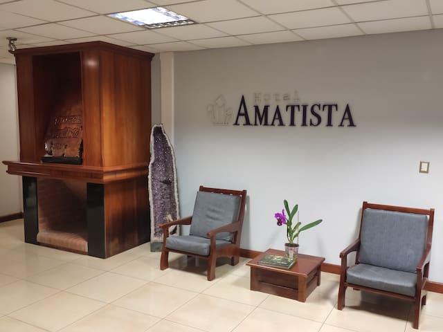 Hotel Amatista Wanda - Habitación Triple 17