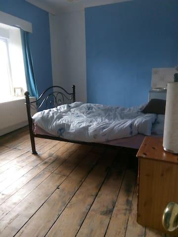 Denbighshire double room