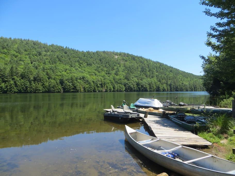 Daggett Lake