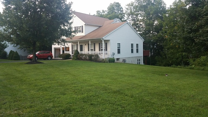 Spacious & Modern House in Gilbertsville, PA