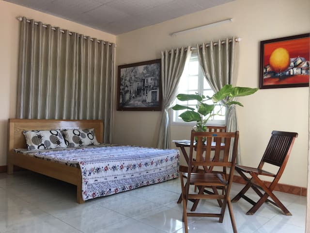 The second room: full furniture and beautiful, wide 35 m2