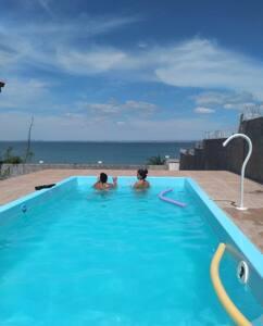 Casa vista mar no melhor da ilha