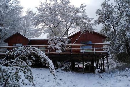 Cabaña para 4 en Parque Nacional Conguillio