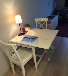 Nybyggd etta i centralt läge - Norrköping - Apartemen