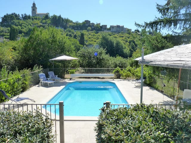 Villa Amande Tranquility in the heart of Provence
