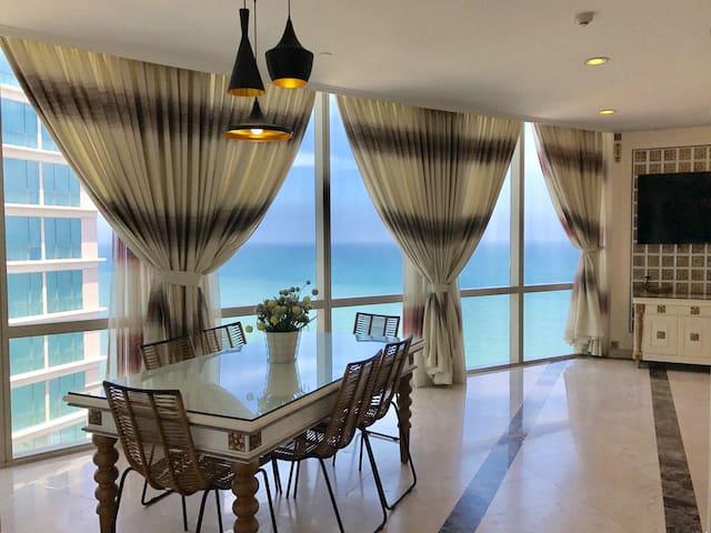 OCEAN FRONT 5* Apartment for family - Thành phố Nha Trang - Flat