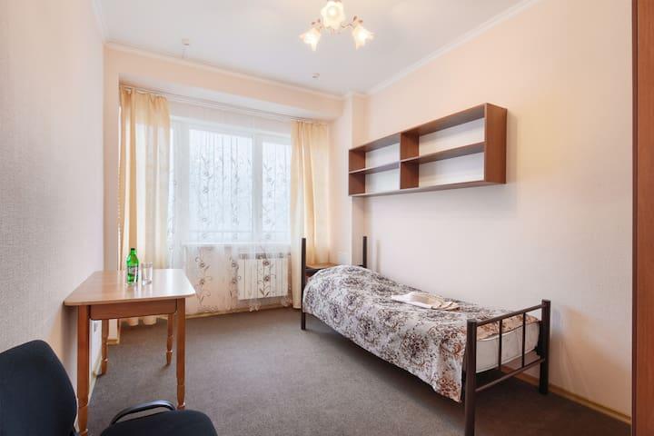 Гостиница «Машук» одноместный номер «Эконом» - Pyatigorsk - Bed & Breakfast