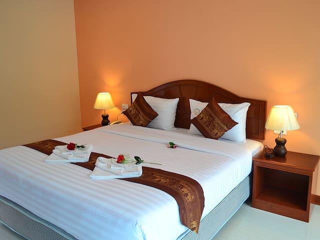 Private Room With Pool @ Aonang - Krabi - Lägenhet