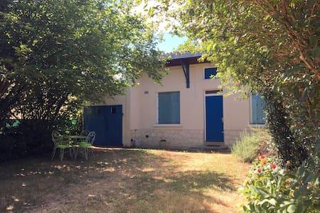 Gîte la Petite Maison 5´Futuroscope - Buxerolles - Casa