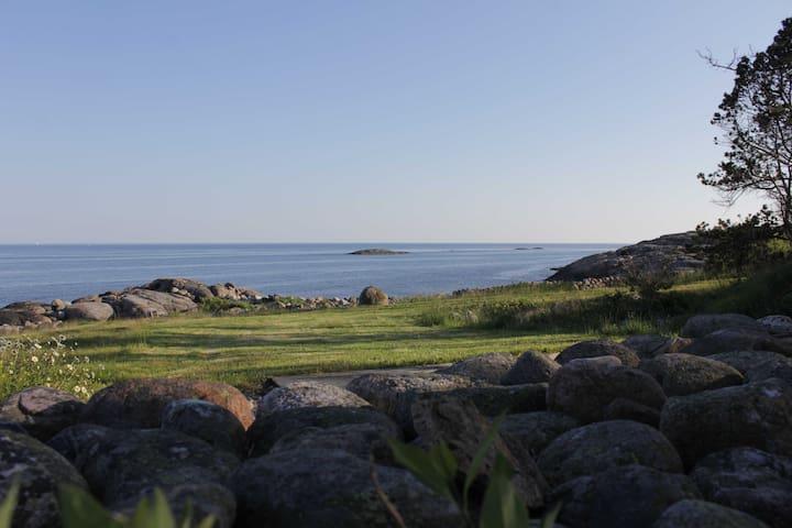 Hytte i havgapet - Arendal - Cabaña