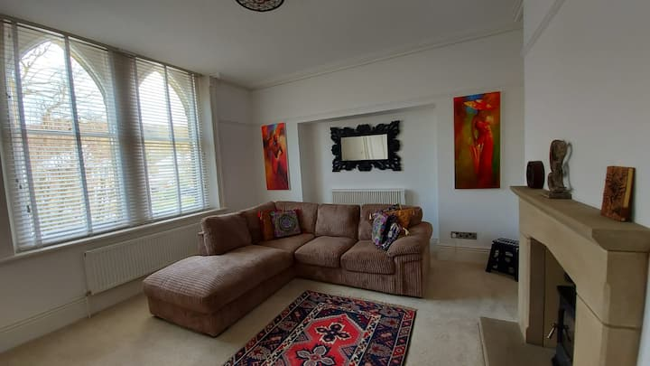 Buxton Apartment, Luxury 3 bedrooms entire flat
