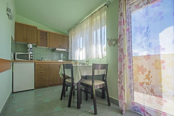 Studio Apartment, in Dramalj (Crikvenica), Terrace