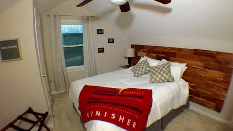 A RIDGE POINT OF VIEW: A Freshly Remodeled Suite