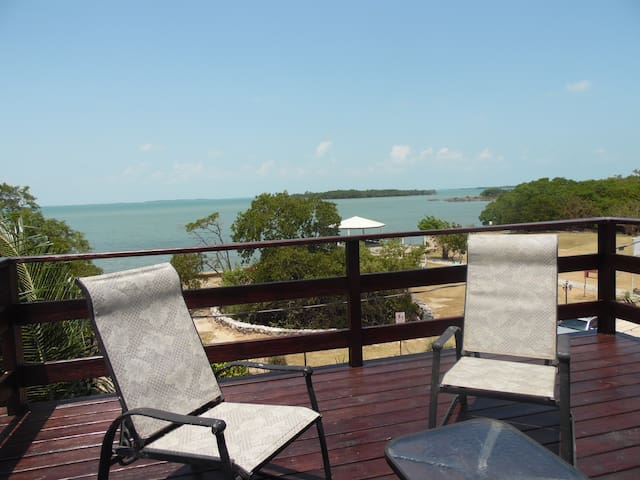 3rd Floor Sea View Apartment - Belize - Pis