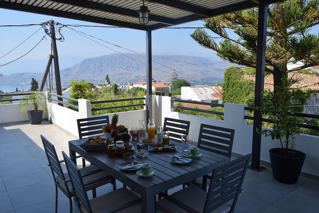terrace – veranda