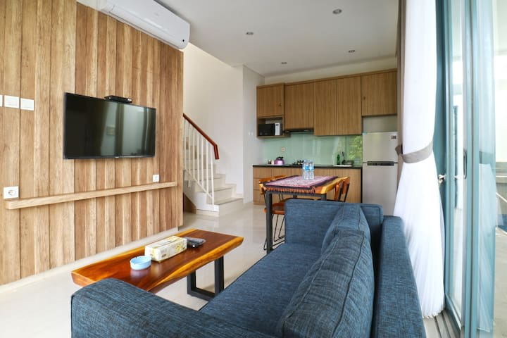 Share living area
