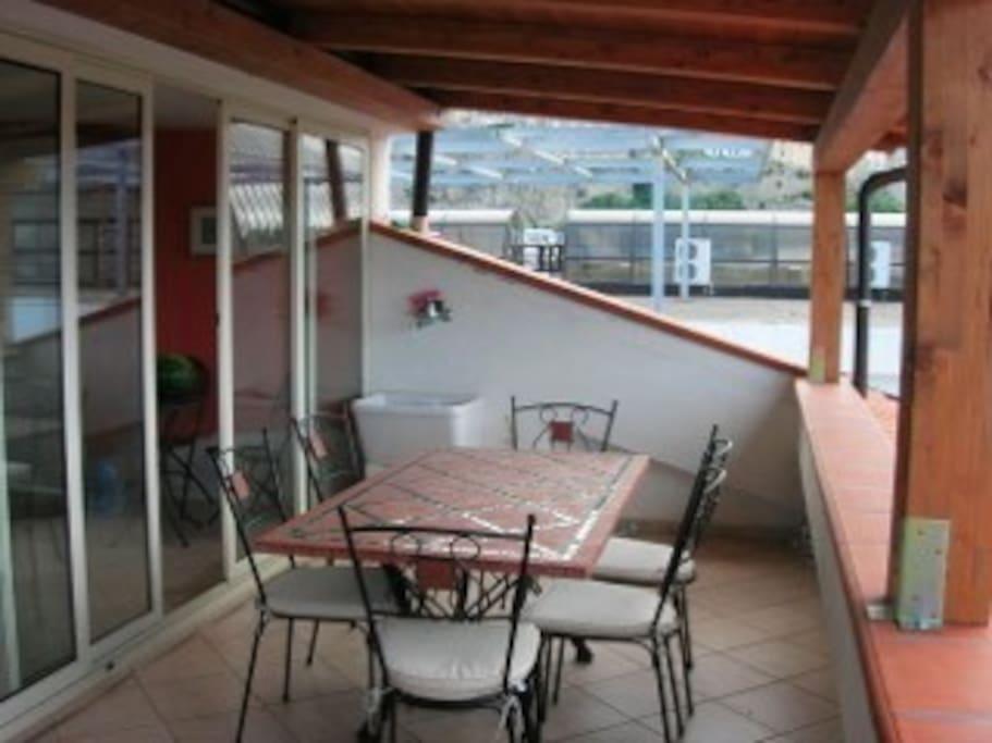 Private Balcony/Terrace
