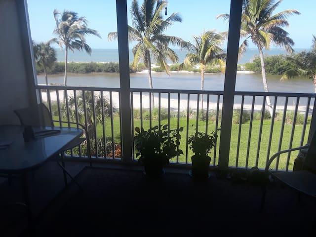 Beach Condo with a view.