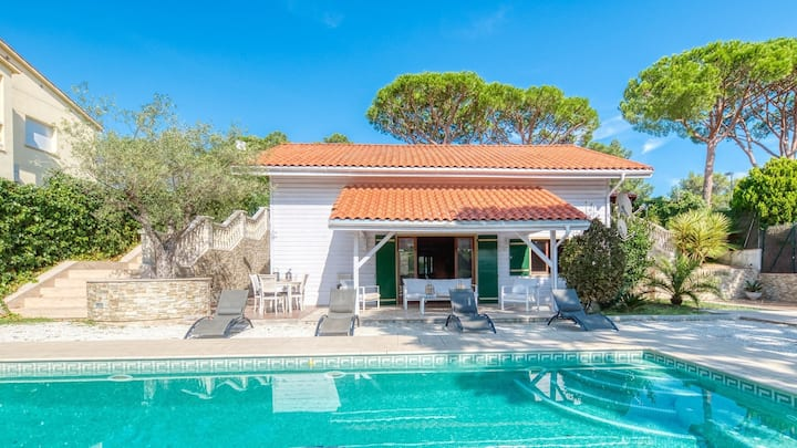♥ CostaCabana - Villa Primavera ♥ Covered terrace