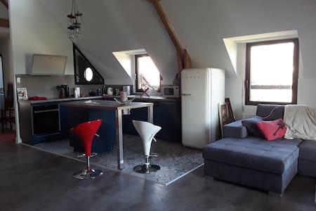 Très bel appartement de charme a 2 min de Rodez
