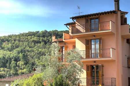 Bright and spacious home in the heart of Tuscany. - Ponte Agli Stolli - Haus