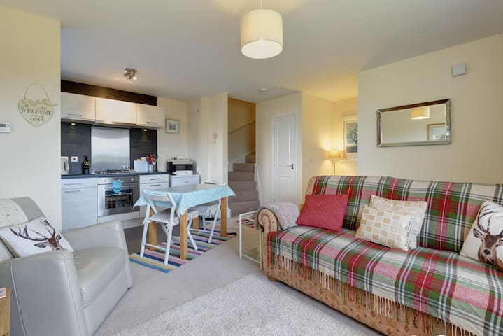 Holiday home in seaside town with unlimited WIFI