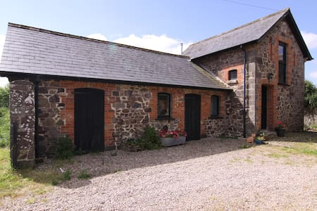 Quirky converted stone Barn. - North Tawton - Other