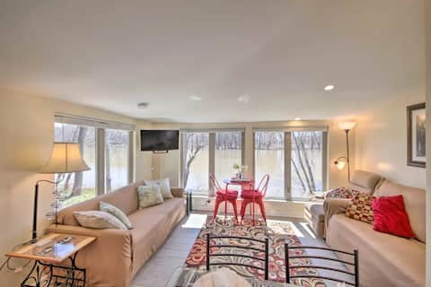 Paris on The Wabash!  West Laf waterfront home