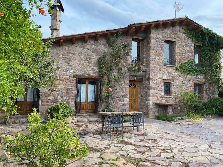 Casa en Peramea (Pallars Sobirà, Pirineus, Lleida)