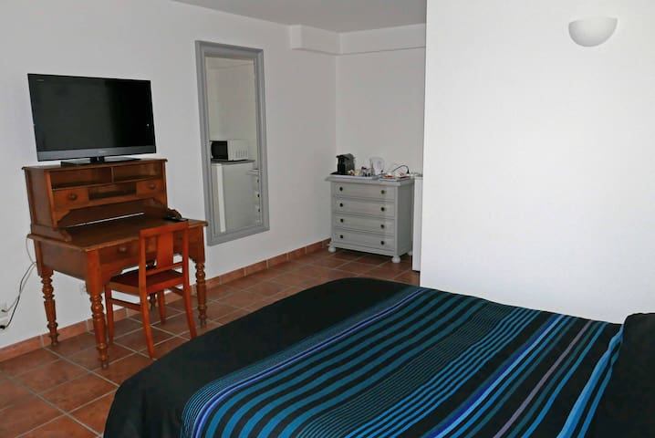 Les chambres de Baugy 1