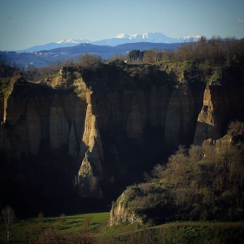 Piantravigne, il cuore delle Balze di Leonardo - Piantravigne