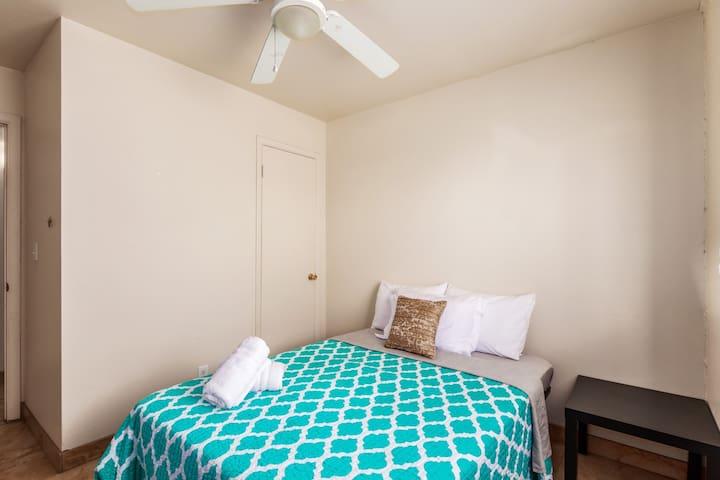 ***Bedroom in Downtown Phoenix