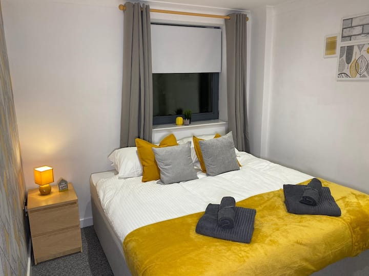 Social stays @ Westone 1 bed Apartment in the city