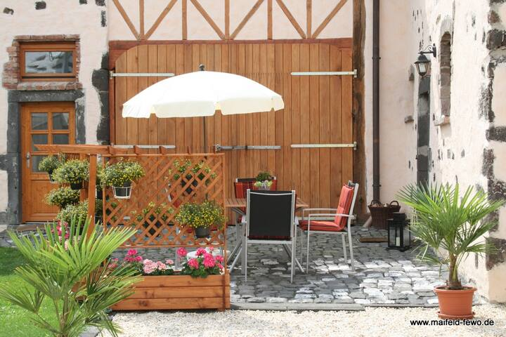 Maifeld-Fewo die Ruheoase im Herzen des Maifelds - Kerben - Lägenhet