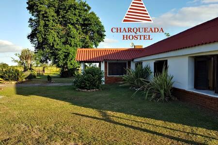 Charqueada Hostel