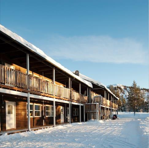 Modern apartment, Järven - Tännäs - Apartamento
