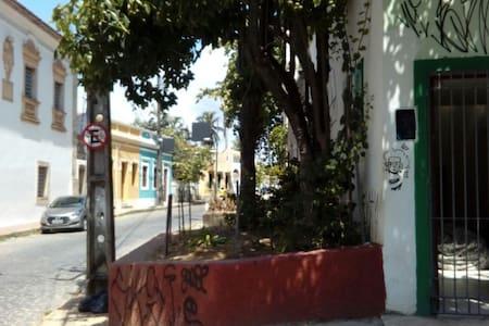Mirar Recife no Coracao das Olindas Loft - Jardins - Olinda