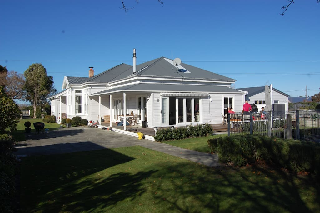 Charming renovated villa villas louer upper plain - La villa rahimona en nouvelle zelande ...