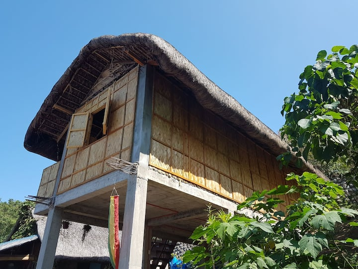Lokal Home: Room in traditional Kubo