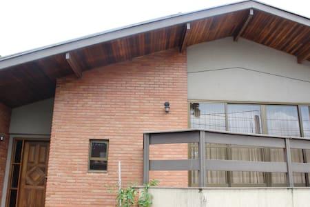 Sua casa em Curitiba - 2 quartos